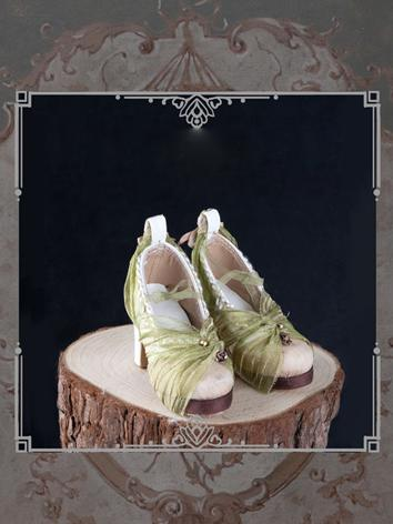 Bjd Girl High-heel Shoes for SD Ball-jointed Doll