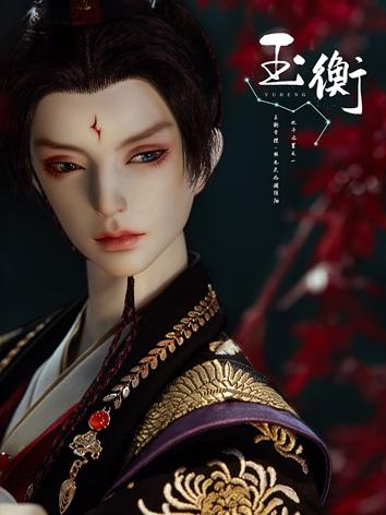 BJD The Big Dipper-Alioth Boy 73cm [LoongSoul] Ball-jointed doll