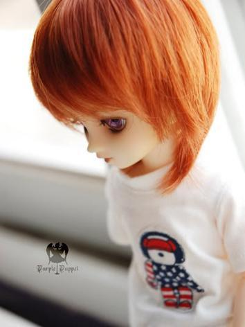 In Stock BJD Wig Girl Short...