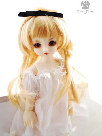 In Stock BJD Wig Girl Long ...