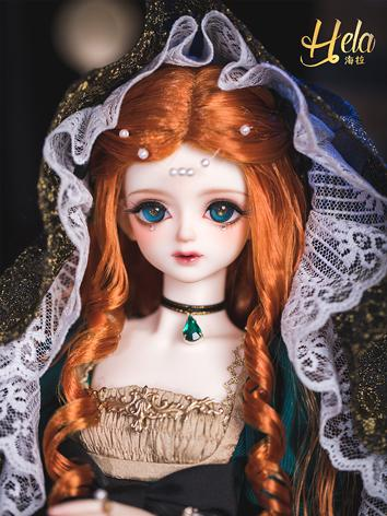 10% OFF BJD Hela Girl 44cm Ball-jointed Doll