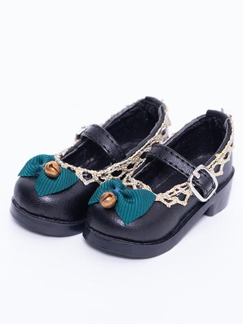 Bjd Shoes Girl Low Heels Rs...