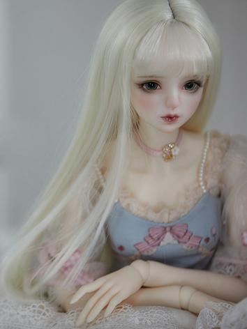 BJD 1/3 Chocolate Princess wig WG320072 for SD Size Ball-jointed Doll