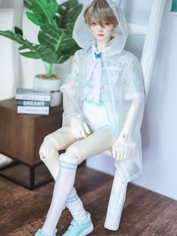 BJD Clothes Raincoat Set X0...