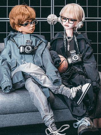 BJD Clothes Boy Outfit Set 【SHINING BOY】 for MSD Ball-jointed Doll