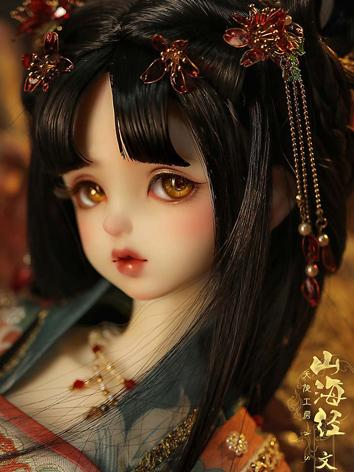 Time Limited BJD Wen Yao Girl 58cm Ball-Jointed Doll