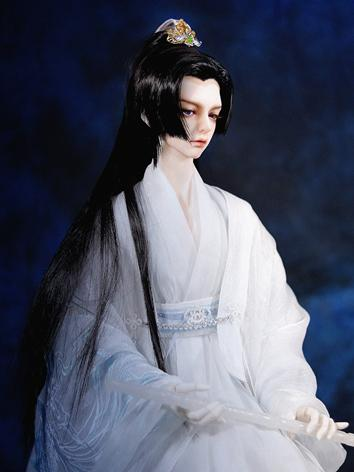 BJD Wig Boy Ancient Hair Wi...