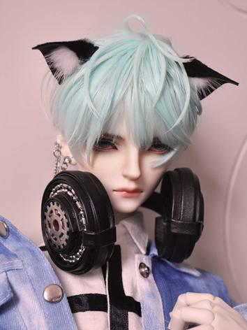 BJD Wig Boy Wig Short Hair for MSD/SD Size Ball-jointed Doll