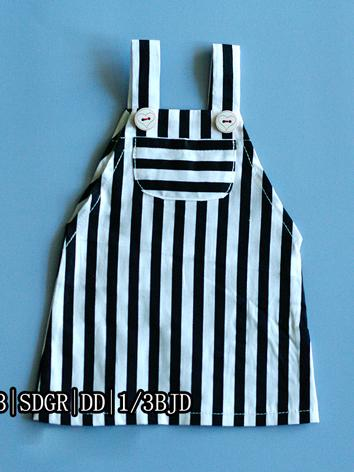BJD Clothes Girl Apron Fit for SD/DD Size Ball-jointed Doll