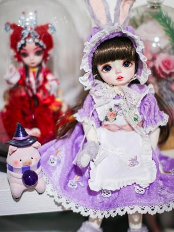 BJD Clothes Girl Dress for YOSD Size Ball-jointed Doll
