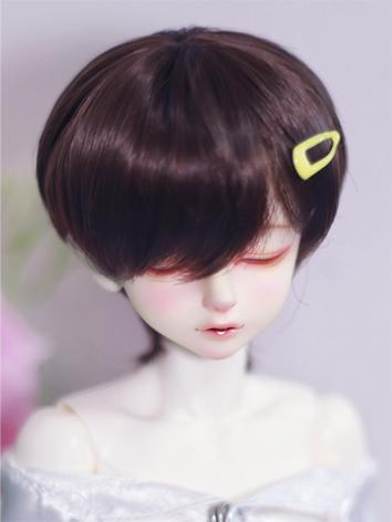 BJD Boy/Girl Wig Short Hair...