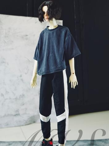 BJD Clothes Trousers for MS...