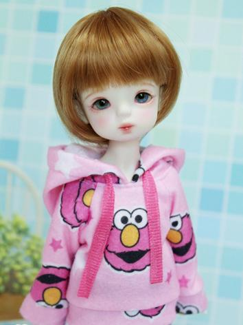 BJD Clothes Girl Hoodie for...