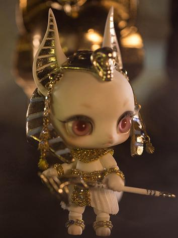 In Stock White Skin Anubis Ball Jointed Doll