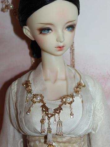 BJD Decoration Ancient Neck...