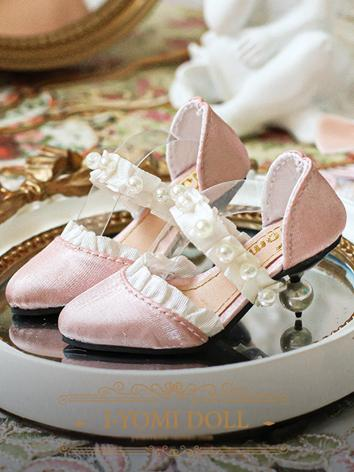 BJD Girl Shoes Sweet Highhe...