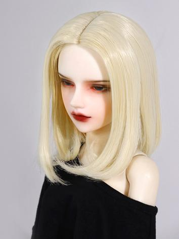 BJD Wig Girl Long Hair Wig for SD Size Ball-jointed Doll
