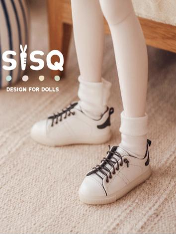 BJD Shoes 1/4 Girl/Boy Sports Shoes for MSD Ball-jointed Doll