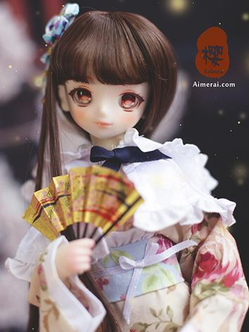 10% OFF【Aimerai】42cm Sakura —— Under the moon Ver. Ball Jointed Doll