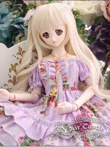 BJD Clothes Girl Dress Fit for SD/DD Size Ball-jointed Doll