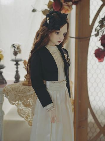 BJD Clothes Girl Coat and T...