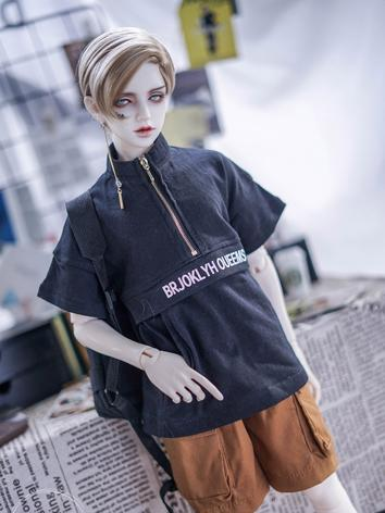 BJD Clothes Boy/Girl T-shir...