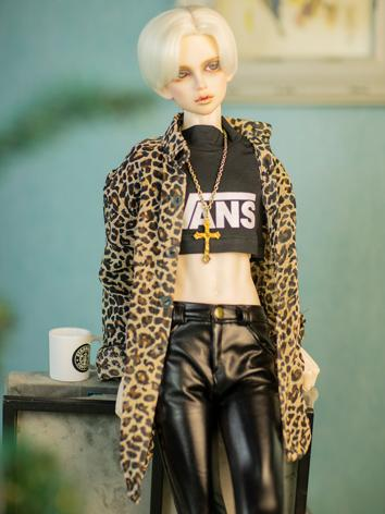 BJD Clothes Boy/Girl Coat a...