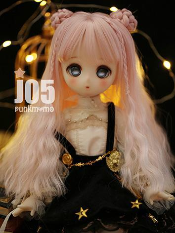 1/3 Wig Long Hair J05 for SD Size Ball-jointed Doll