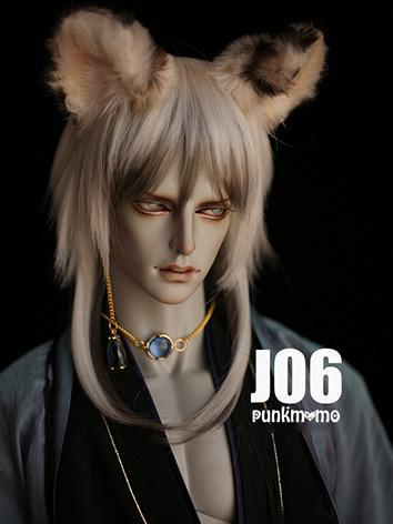 1/3 Wig Long Hair J06 for SD Size Ball-jointed Doll