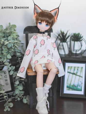 BJD Clothes Boy/Girl T-shirt for MDD/70CM Ball-jointed Doll