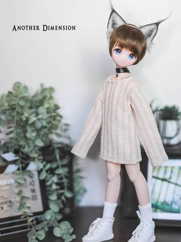 BJD Clothes Boy/Girl Stripe...