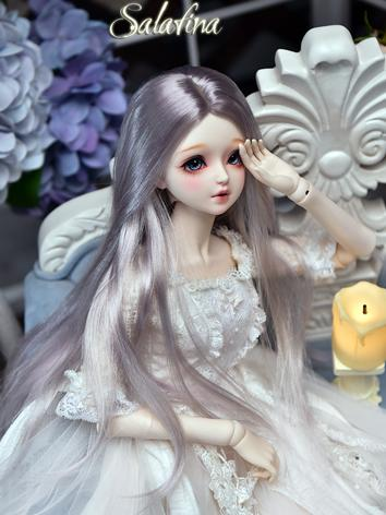 BJD Wig Girl Long Hair for SD/YOSD/MSD Size Ball-jointed Doll