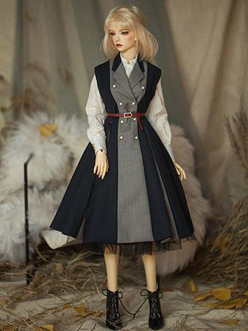 BJD Clothes Girl Dress and ...