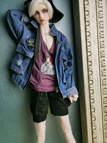 BJD Clothes Girl/Boy Vest f...