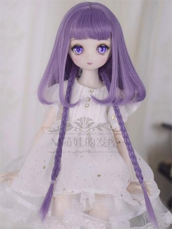BJD Wig Girl Hair for SD/MS...
