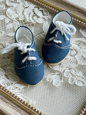 Bjd Shoes 1/6 Girl/Boy Beig...