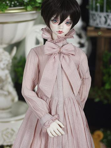 Bjd Clothes Girl/Boy Pink W...