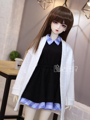 BJD Clothes Girl/Female Whi...