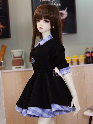 BJD Clothes Girl/Female Bla...