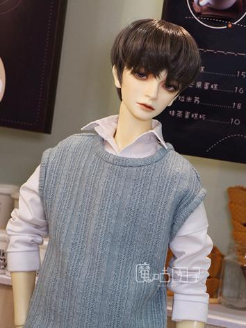 BJD Clothes Boy/Male Blue S...
