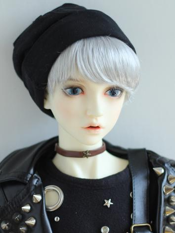 BJD 1/3 Wig Boy Short Straight Hair for SD Size Ball-jointed Doll