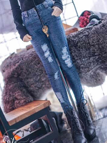 BJD Clothes Girl/Boy Jeans/...