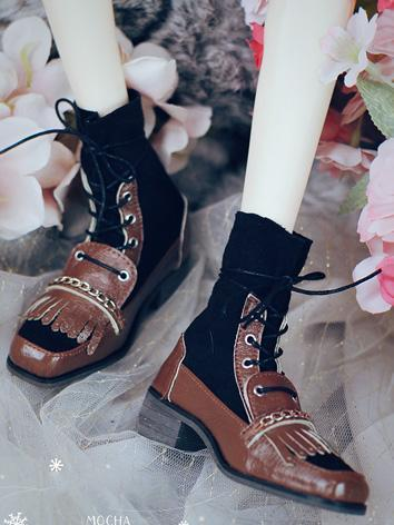 BJD Shoes Boy/Girl Leather ...