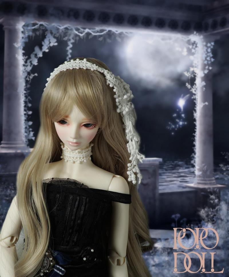 BJD Zisu Girl 60cm Ball-jointed doll