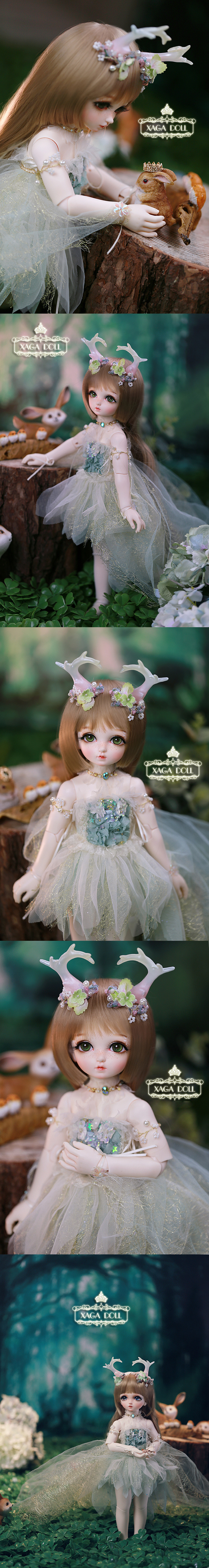 Limited Time DSD Super Baby Deedlite 37cm Ball-Jointed