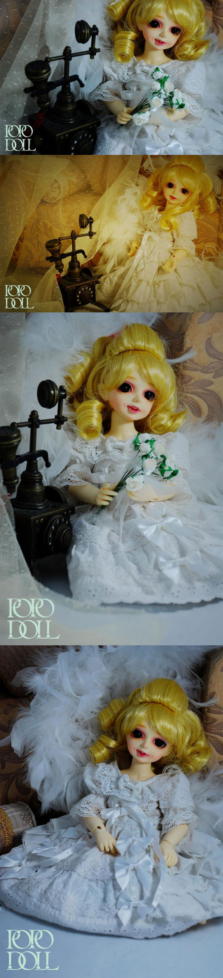 BJD Lulu 30cm Boll-jointed doll