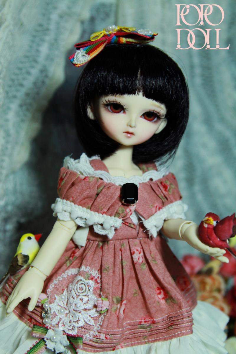 BJD Banxia Girl 30cm Boll-jointed doll